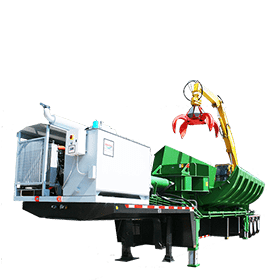 Portable Balers